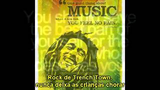 Bob Marley e The Wailers - TrenchTown Rock Ao Vivo - Live (Legendado PT/BR)