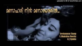 Manohari Nin Manoradhathil.....(Preetha Madhu)