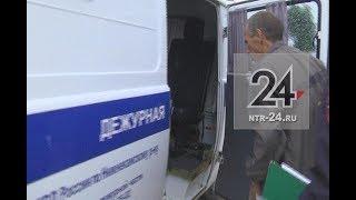В Нижнекамске пьяный экс-полицейский грозился взорвать дом