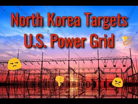 North Korea Targets U.S. Power Grid! ~ Hacker Daily 10/13/17