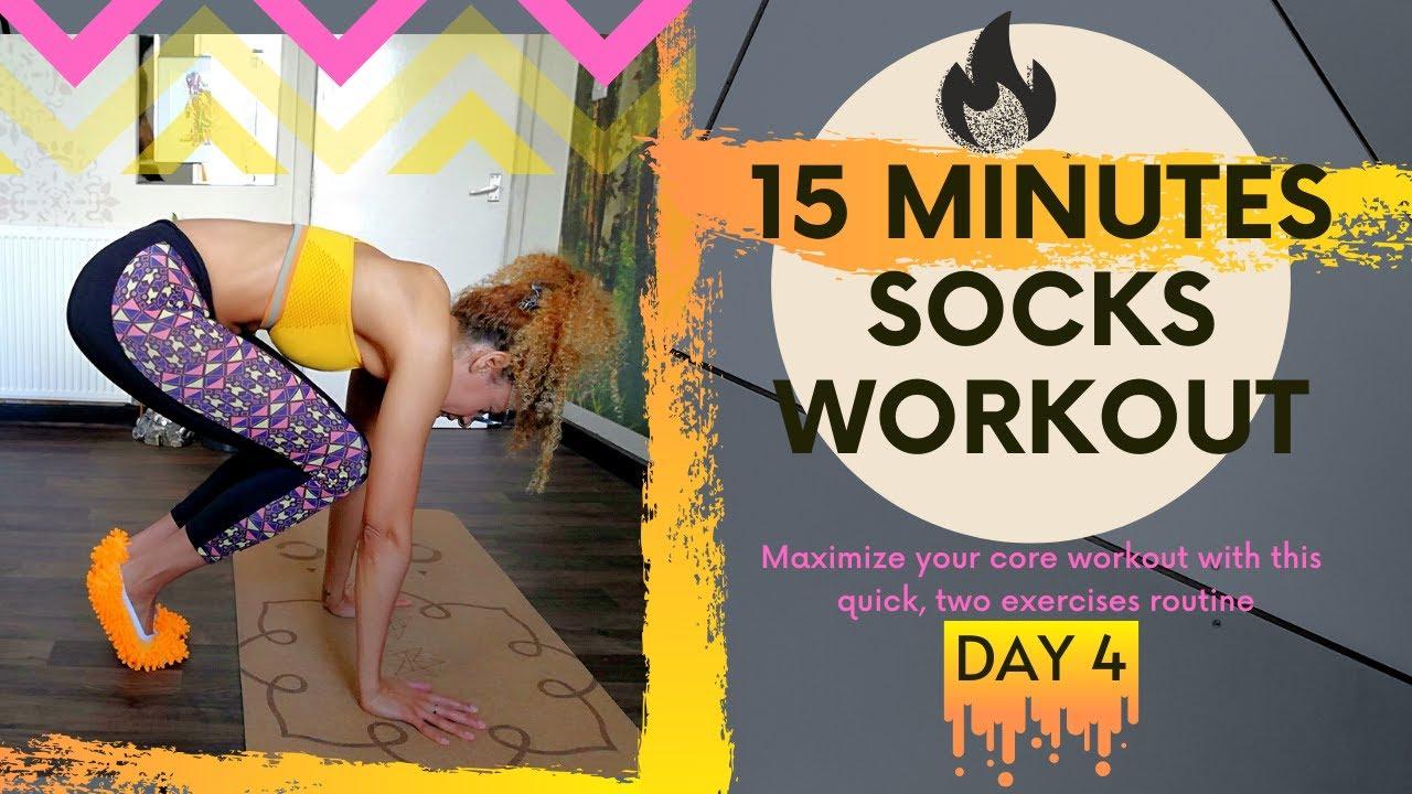 Socks Workout Day 4 Yogasanity