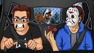 Friday the 13th The Game Funny Moments - THEY LEFT ME BEHIND!