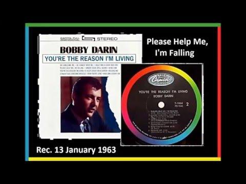 Bobby Darin - Please Help Me, I'm Falling 'Vinyl