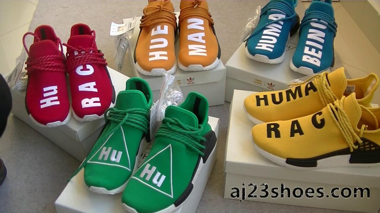 adidas human race all colors Shop
