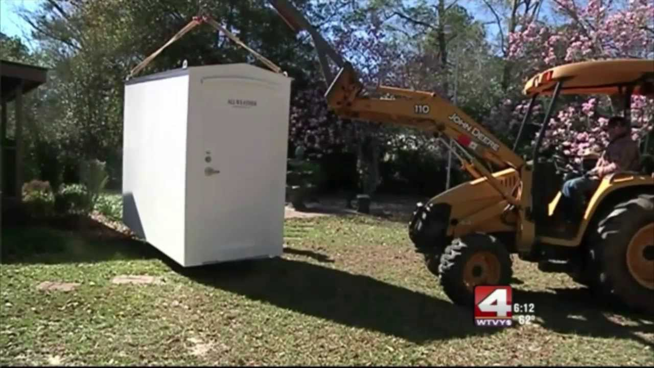Storm Shelters Keep Your Family Safe