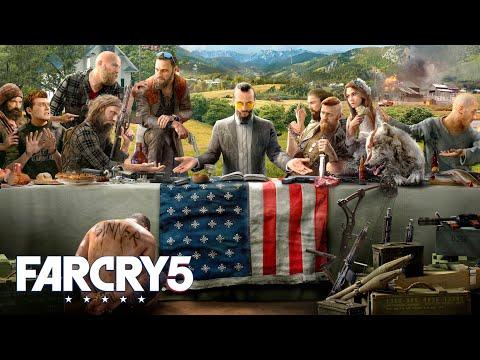 FAR CRY 5 - O Início de Gameplay, Dublado e Legendado em Português PT-BR!
