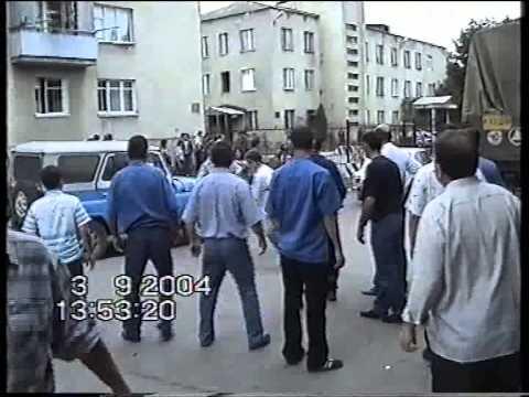 Беслан. Видео прокуратуры. Часть 1. Beslan.Prosecutor General of Russia video