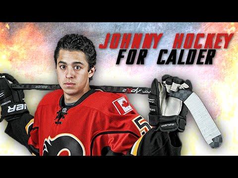 Johnny Hockey For Calder: Johnny Gaudreau Highlights