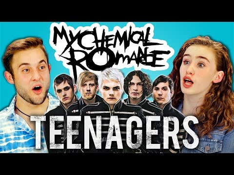 MY CHEMICAL ROMANCE  TEENAGERS  Lyric Breakdown