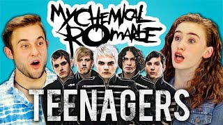 MY CHEMICAL ROMANCE - TEENAGERS  (Lyric Breakdown)