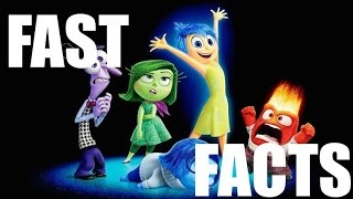 Pixar Fast Facts: Inside Out