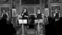 'L' Aigle Noir' 'DIVINES' Concert du 4 mars 2018 Église de Barbazan Vidéo 8/8