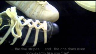 5 stripes history from Künzli to K-Swiss.wmv