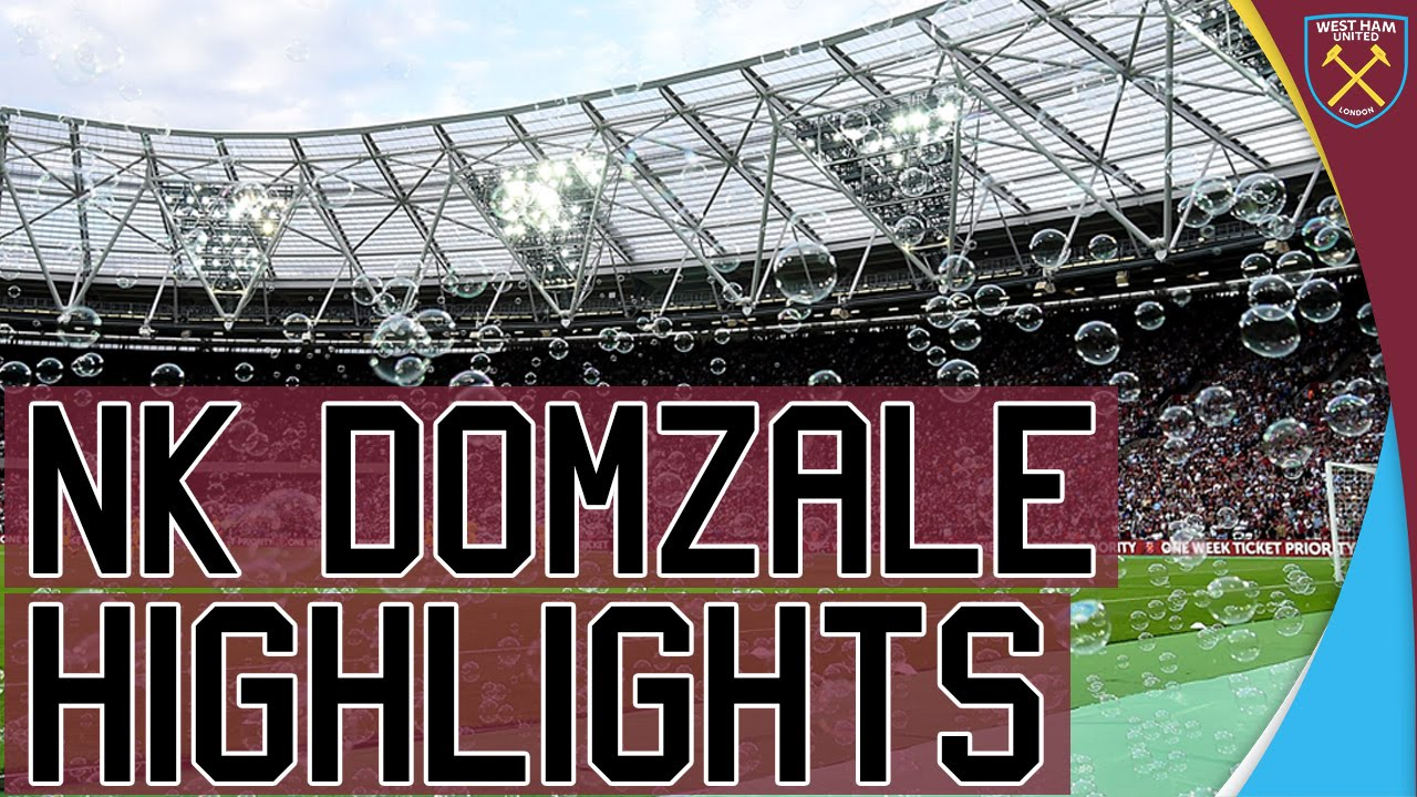 HIGHLIGHTS: West Ham 3-0 Domzale