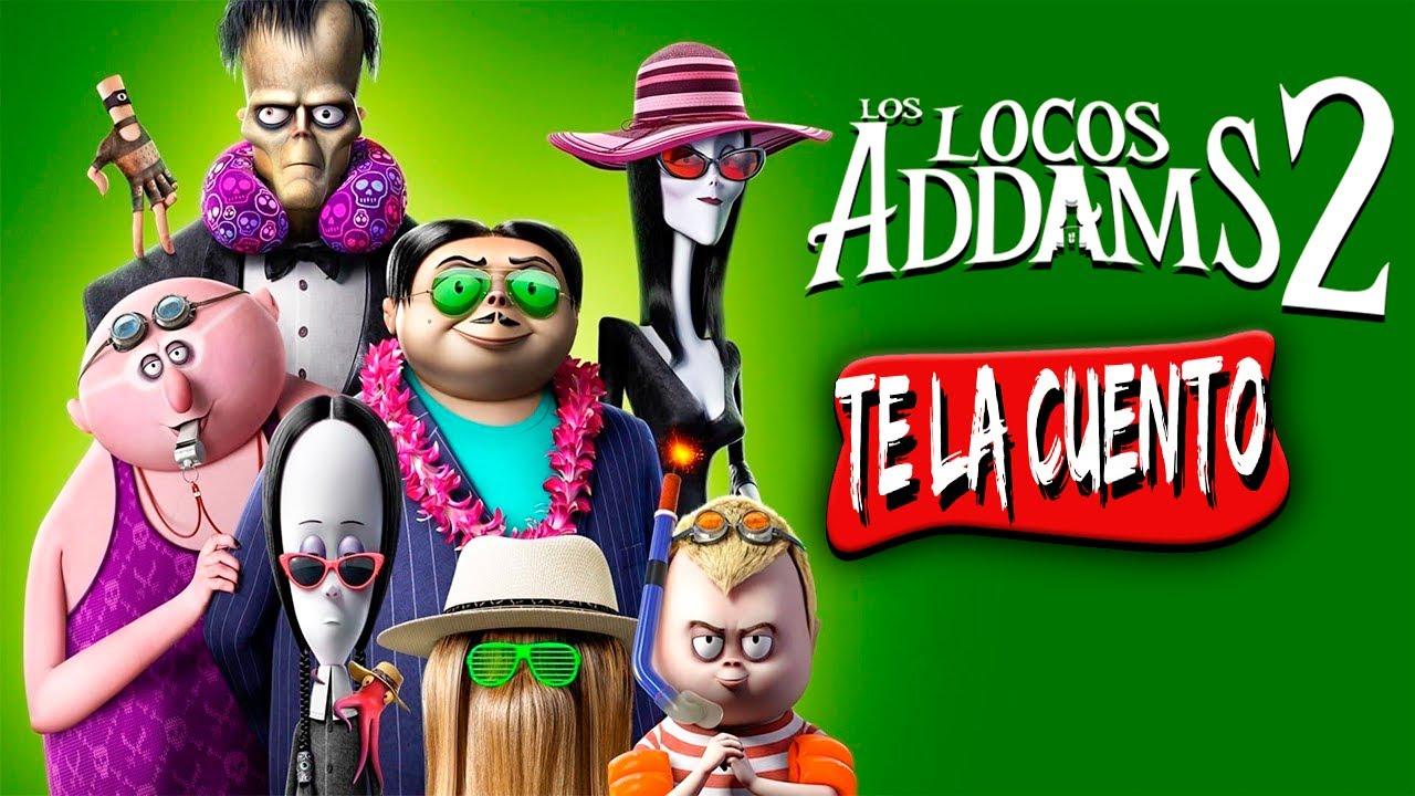 Los Locos Addams 2 / Te la Cuento