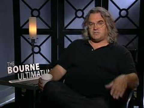 Web Carpet Live: Interview With Paul Greengrass