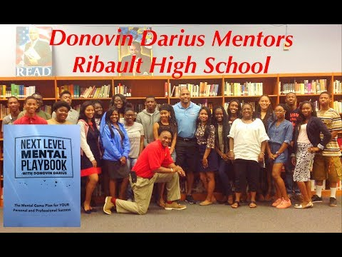 [Donovin Darius Training] Next Level Mindset Development with High School Students