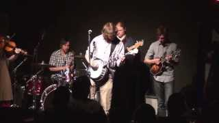 The Dan Walsh Band@Stafford Gatehouse Theatre 2013