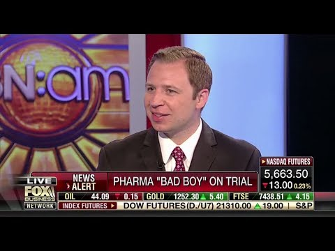 David Bruno on FBN:AM to discuss the Martin Shkreli jury selection- 6/28/17
