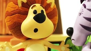 Raa Raa The Noisy Lion | Huffty Loses His Voice | Full Episodes | Kids Cartoon | Videos For Kids