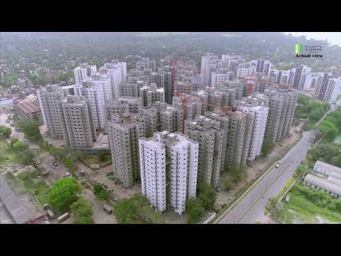 Actual view of Calcutta Riverside - A Walkthrough | Hiland Group