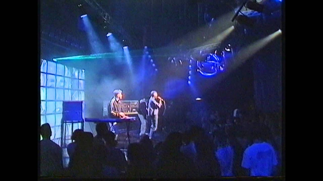 Electronic - Disappointed - Live TOTP - 1992 - YouTube