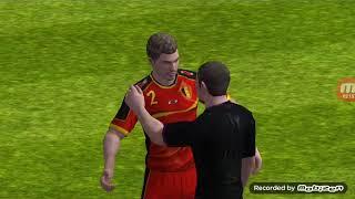 FIFA 2014 Чемпионат Европы 1 4 финала Англия Бельгия 0 3 Англия не забила пенальти