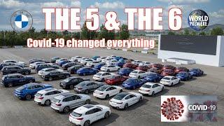BMW The 5 & The 6 world premiere; How Corona-19 effect to car industry(뉴 5시리즈, 뉴 6시리즈 그란 투리스모 월드프리미)