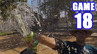 473-FOOT HOME RUN! | On-Season Softball Series | Game 18