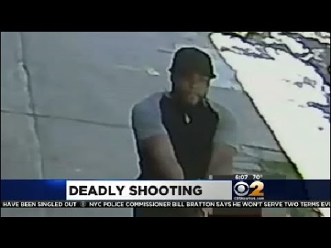 Bronx Shooting Suspect Sought