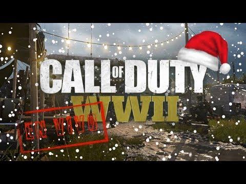 Jugando Call of Duty WWII EN VIVO - Why so Sara