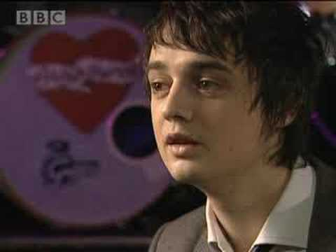 Pete Doherty interview - part one - BBC