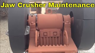 mbmmllc com jaw crusher maintenance and operation video