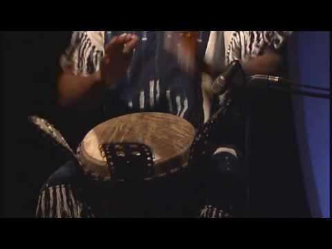"Issa Dembele & Ossi Percussion 12"" birch djembe"
