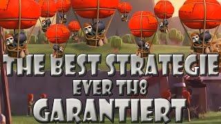 Die Beste Strategie | Taktik | EVER TH8 2017| Let´s Play CoC/ Clash of Clans | Deutsch/ German