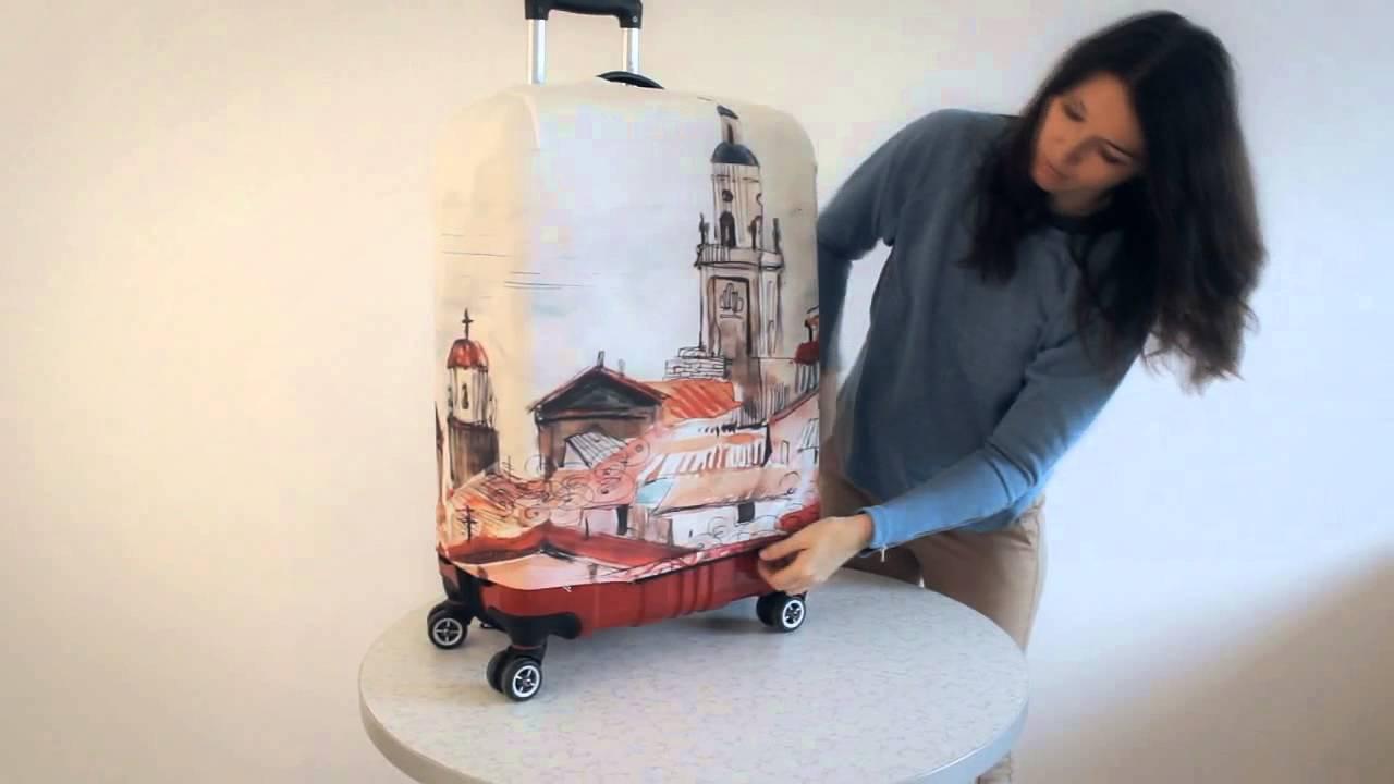 Большой выбор ярких чехлов для чемоданов от лучших производителей. Описание размеров. Чехлы для чемоданов samsonite, coverway, fancy armor. Быстрая доставка. Бесплатный звонок 8-800-555-32-85.