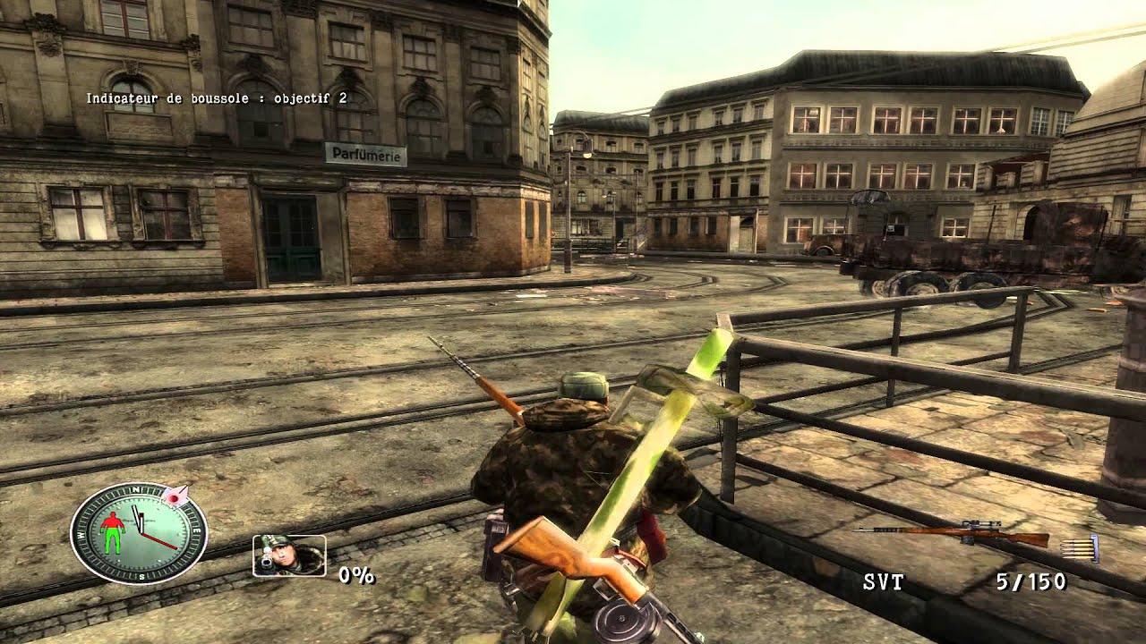 تحميل لعبة التصويب والتخفي Sniper Elite