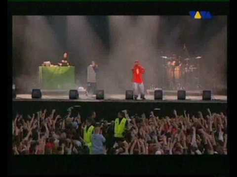 Cypress Hill  Insane in the Brain  in Poland 2004