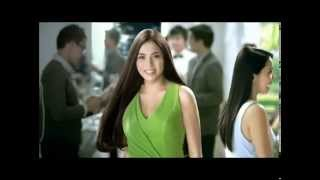 Sunsilk Strong & Long Commercial with Julia Montes