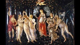 La Primavera de Botticelli · El Auriga del Arte