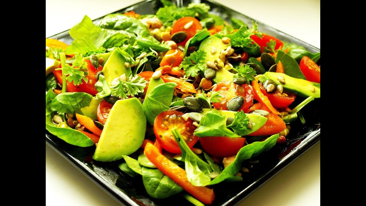 How To Make Salad For Weight Loss