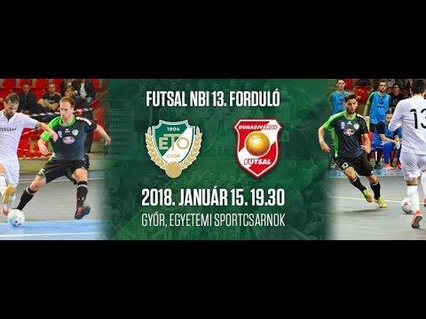 Rába ETO - Dunaferr Due Renalpin FC | ÉLŐSTREAM HÉTFŐ 19:30