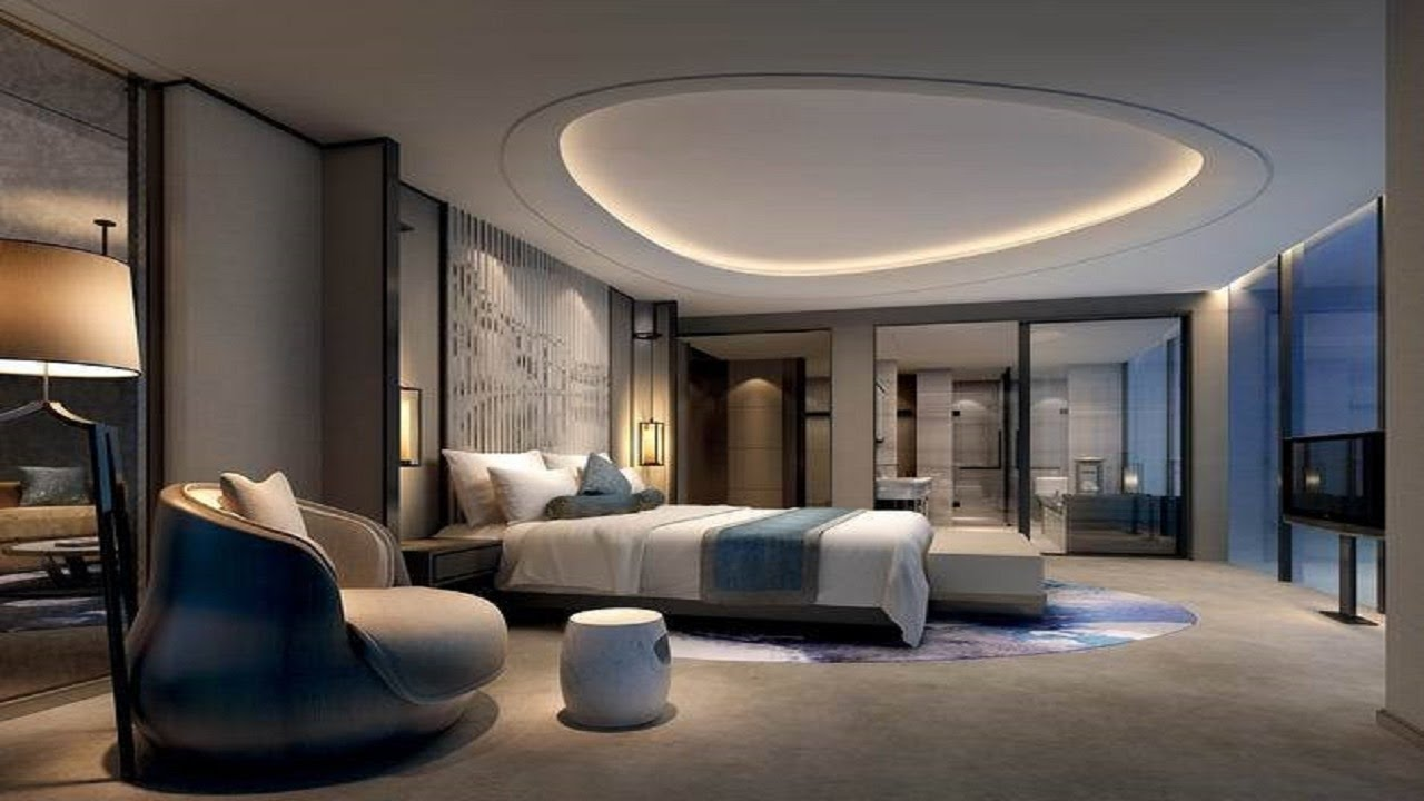 inspiring examples luxury interior design modern luxury false ceiling for living room and bedroom youtube - Luxury Bedroom Modern