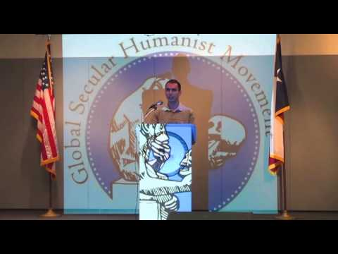 Faisal Saeed Al-Mutar, Founder GSHM @ Humanists of Houston May 2013