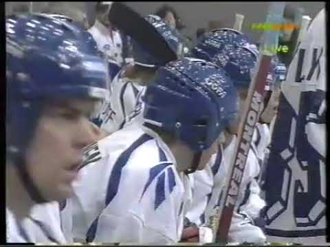 Olympic Games 1994. RUSSIA - FINLAND (14.02.1994, group tournament)