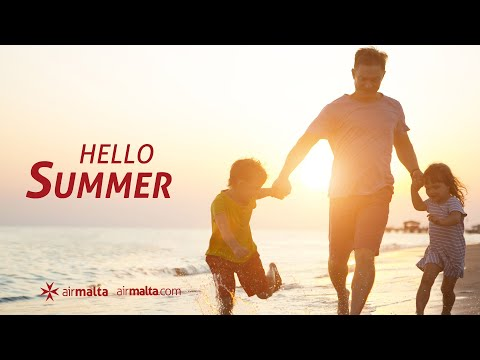 Hello Summer  | Air Malta's Summer 2021