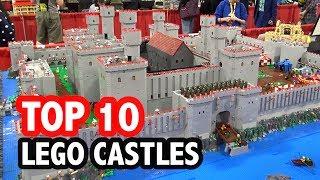 Top 10 Epic LEGO Castles!