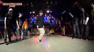 POP EXHIBITION BATTLE /GROOVE LINE2017