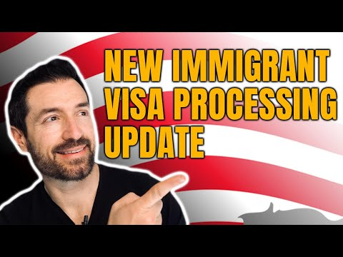 US Immigration News: Department of State Provides NEW Information on Immigrant Visa Processing