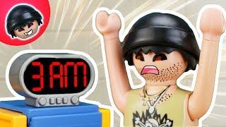 KARLCHEN KNACK #21 - Spiele NIEMALS um 3 Uhr Nachts DER BODEN IST LAVA - Playmobil Polizei